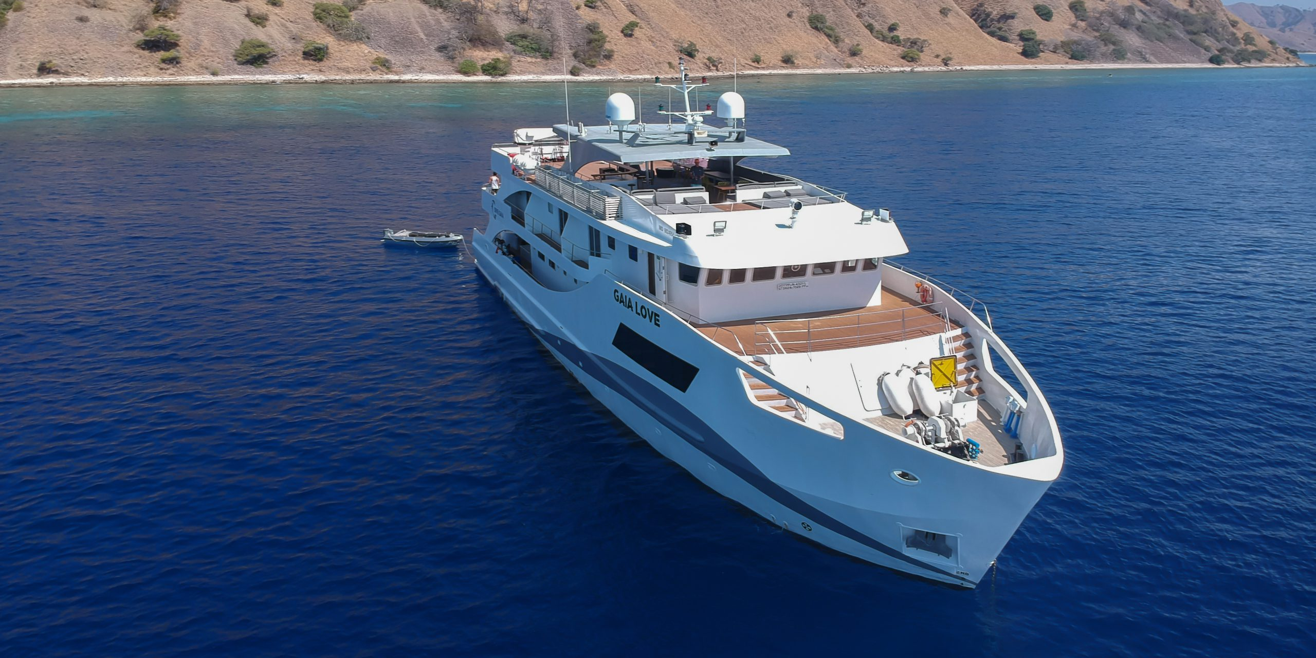 Dive Gaia - Gaia Love- Luxury Liveaboard
