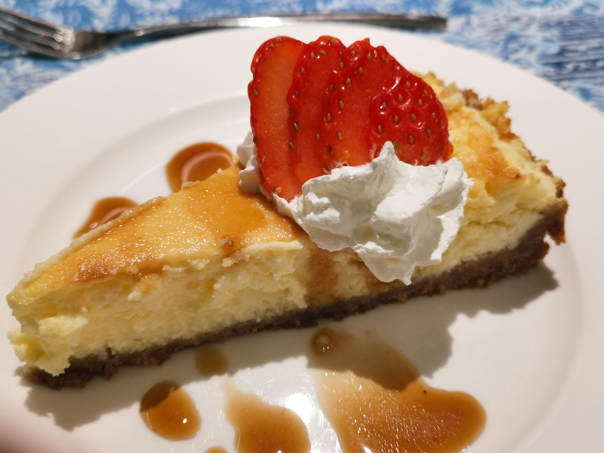 Gaia Love pie desert